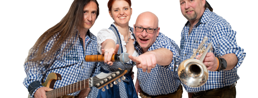 Bavarian Gang Oktoberfestband